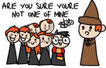 Are you sure you're not a weasley by LilHarrySeries