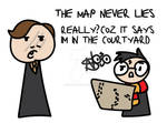 THE MAP NEVER LIES by LilHarrySeries