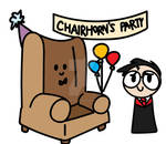 Annual Chairhorn party