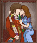 Commission - Four and Sarah Jane