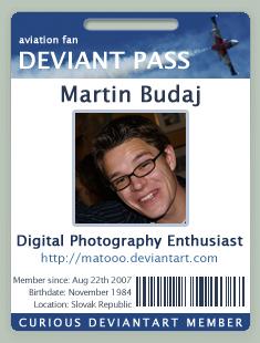 Deviation Profile Pass by matooo