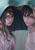 Sweet In The Rain by miqdadhbl