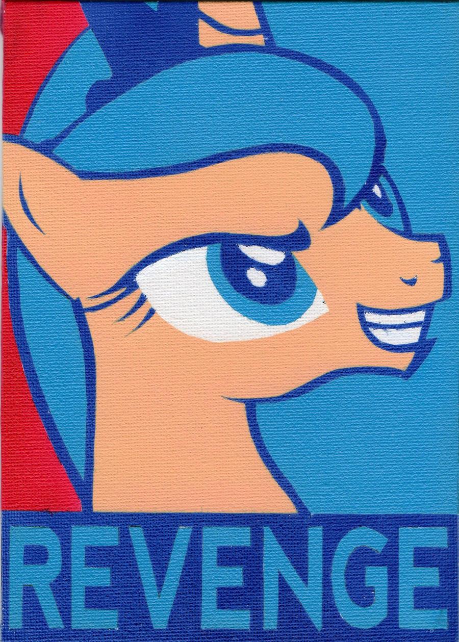 Canvas Luna Revenge by BuckingBrony
