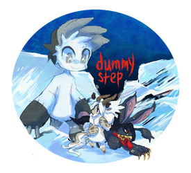 I Am The Dummy Step (Nick + Thor) by Toshiful