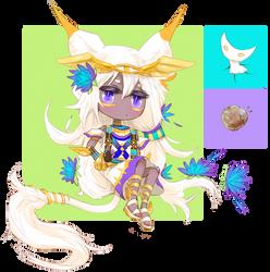 Dungeon: Tiger Nut Sweets (Osiris)