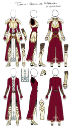 Titania Build Reference Color Fire Emblem