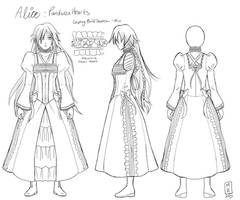 Alice Pandora Hearts Build Reference (EDITED)