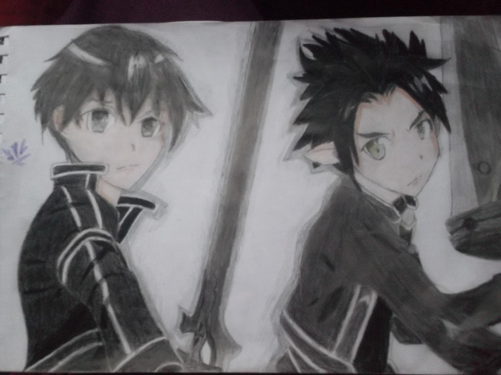 kirito (play avatars) by paty13