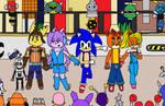 COM: Heroes Team Up