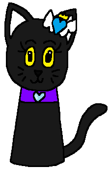 Little Panther Cub Wing Thing by angelthewingedcat