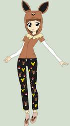 Eevee Base Pajamas