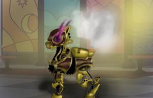 My Little Pony: Steampunk is Magic by AlexandrZaytsevet