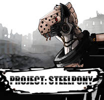 Project Steelpony by AlexandrZaytsevet