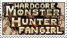 hardcore mh fangirl stamp by SaintAlexa