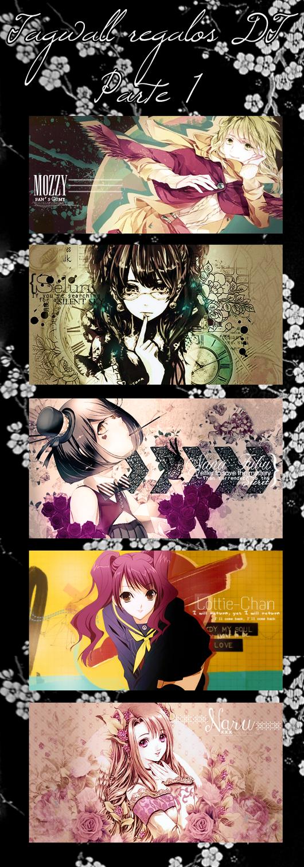 Tagwall regalos Dreamtexture 1 by Etsuko-Eira
