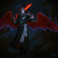 Uriel by NickRoblesArt