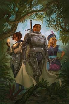Shining Ascension Issue 2 Cover