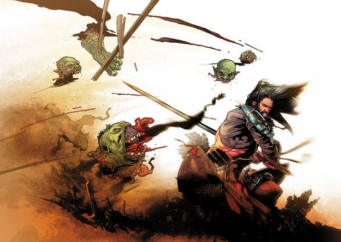 Birthright SDCC exclusive hardcover