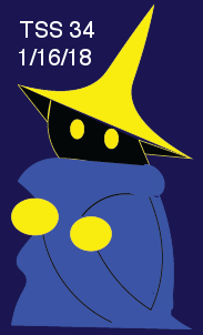 Black Mage by TheSaiyanSketcher34