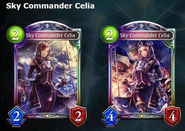 Sky Commander Celia by Vorosh-CR