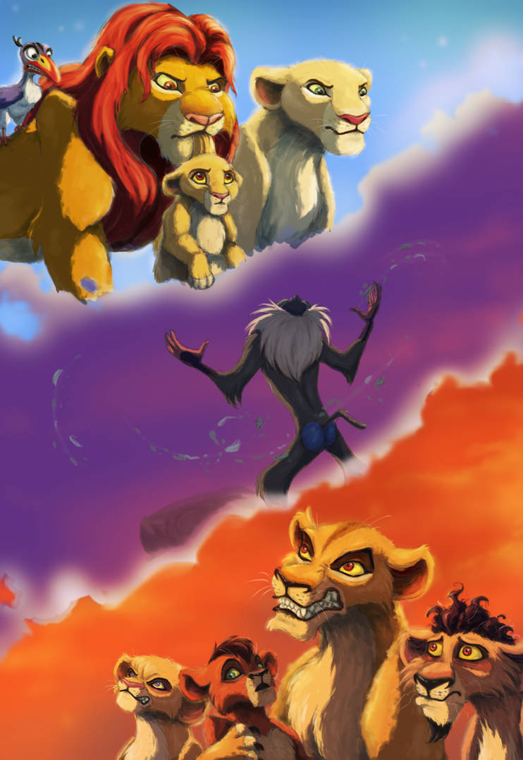 the lion king 2  simba u0026 39 s pride  20th anniversary  by