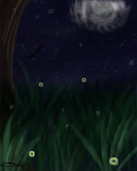Landscape by Candy-Bat