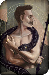 Dorian Pavus by hot-fish