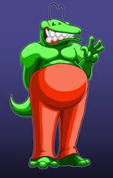 Fatty Lizard thing