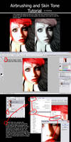 White Skin Tone Tutorial