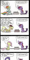 The Ultimate Pony Chessmaster