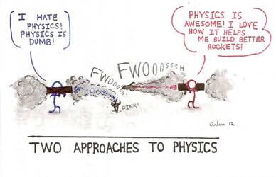 RvB: Physics
