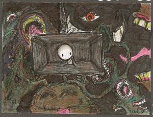 Xzyrandom: Captive of My Own Desires
