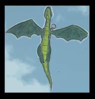 Xzyrandom: Dragon Flying