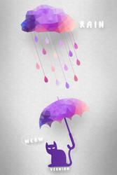 Rain and Cat