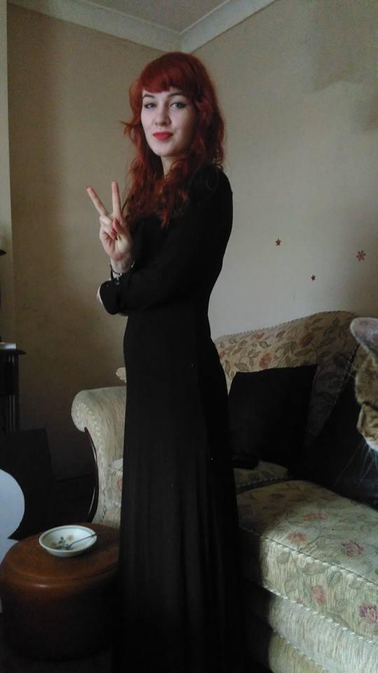 Rowena MacLeod cosplay 2016 by dciphoenix