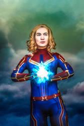 Captain Marvel edit