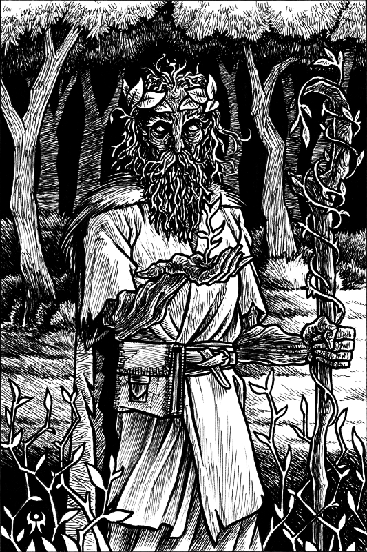 Woodlord by artikid