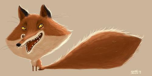 Fox by German-Orozco