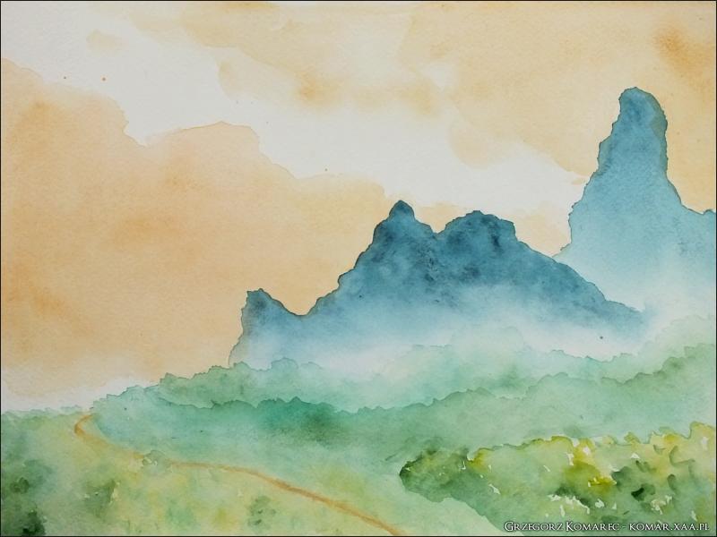 Dawn by Komar4