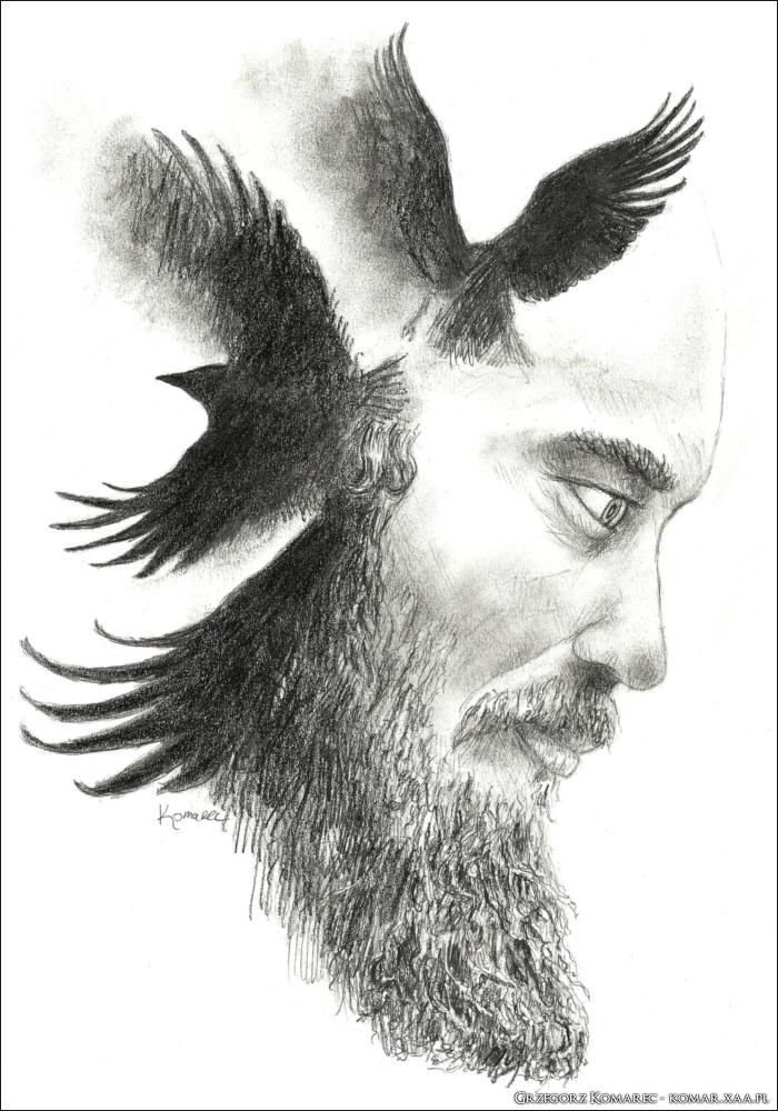Ragnar by Komar4