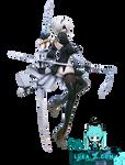 [RENDER]2B NieR Automata