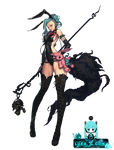 [RENDER]Masumi-The dark bunny