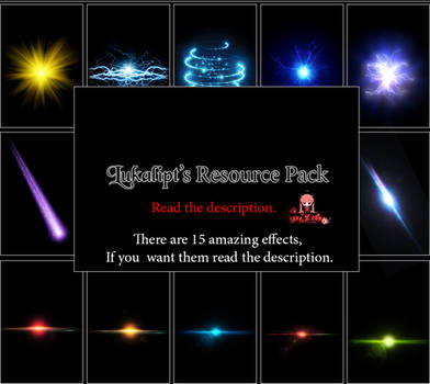[Resources#1]Resource Pack