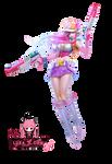 [RENDER-LEAGUE OF LEGENDS]Arcade Miss Fortune