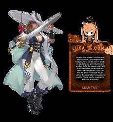 [RENDER]Swordsman by Lukalipt