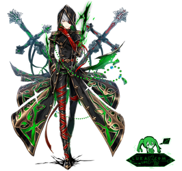 [RENDER]Death Magic V2