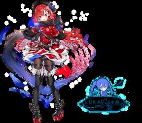 [RENDER]Yala the Blue Rose
