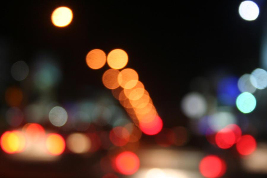 street light bokeh - photo #4