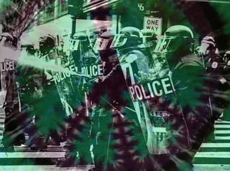 Peace Riot by MaynardModernMedia