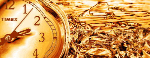 Golden Dali by MaynardModernMedia